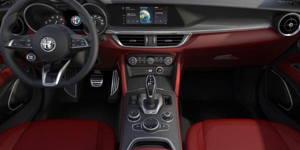 New 2020 Alfa Romeo Stelvio Ti Lusso Q4 for sale $54,145 at Maserati of Westport in Westport CT 06880 4