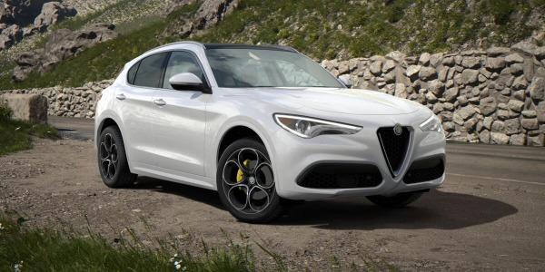 New 2020 Alfa Romeo Stelvio Ti Lusso Q4 for sale Sold at Maserati of Westport in Westport CT 06880 2
