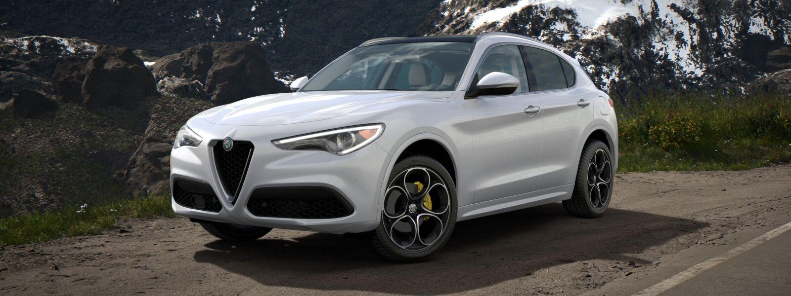 New 2020 Alfa Romeo Stelvio Ti Lusso Q4 for sale Sold at Maserati of Westport in Westport CT 06880 1