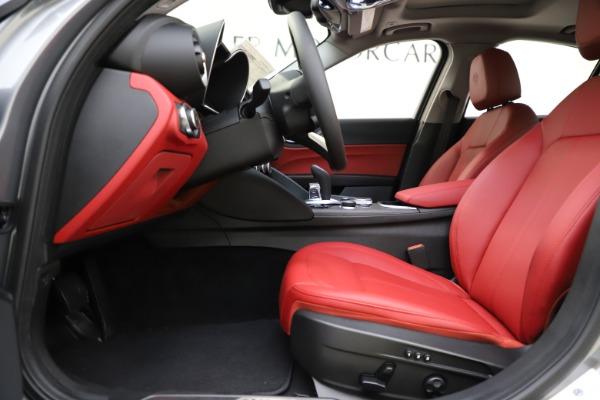 New 2020 Alfa Romeo Giulia Ti Q4 for sale Sold at Maserati of Westport in Westport CT 06880 15