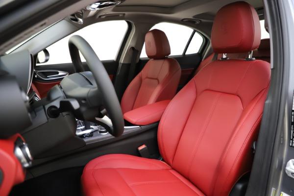 New 2020 Alfa Romeo Giulia Ti Q4 for sale Sold at Maserati of Westport in Westport CT 06880 16