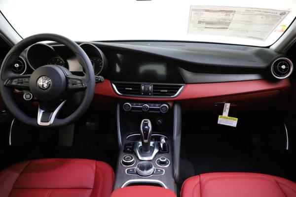 New 2020 Alfa Romeo Giulia Ti Q4 for sale Sold at Maserati of Westport in Westport CT 06880 17
