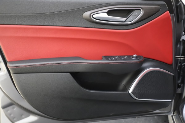 New 2020 Alfa Romeo Giulia Ti Q4 for sale Sold at Maserati of Westport in Westport CT 06880 18