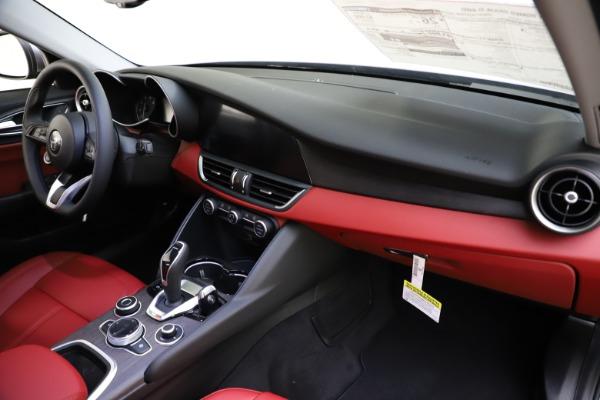 New 2020 Alfa Romeo Giulia Ti Q4 for sale Sold at Maserati of Westport in Westport CT 06880 25