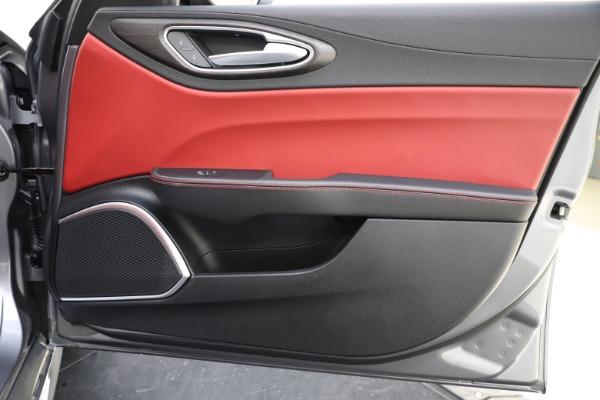 New 2020 Alfa Romeo Giulia Ti Q4 for sale Sold at Maserati of Westport in Westport CT 06880 26