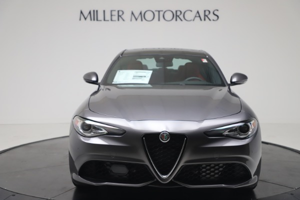 New 2020 Alfa Romeo Giulia Ti Sport Q4 for sale $51,095 at Maserati of Westport in Westport CT 06880 12