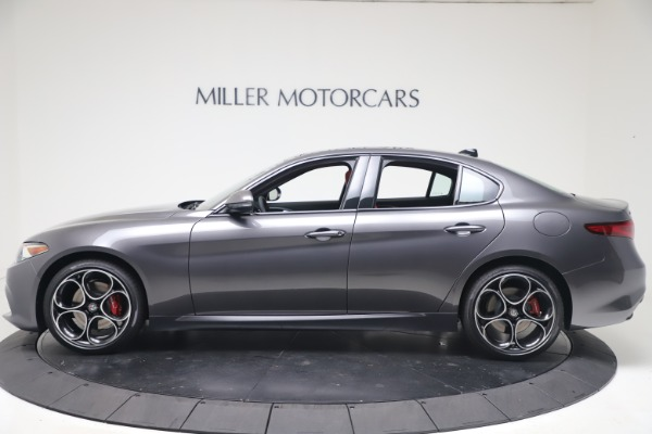 New 2020 Alfa Romeo Giulia Ti Sport Q4 for sale $51,095 at Maserati of Westport in Westport CT 06880 3