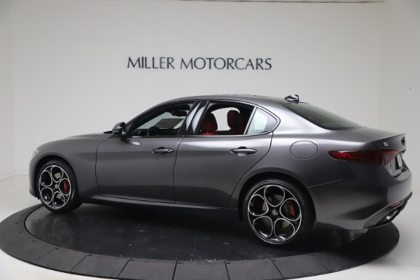 New 2020 Alfa Romeo Giulia Ti Sport Q4 for sale $51,095 at Maserati of Westport in Westport CT 06880 4