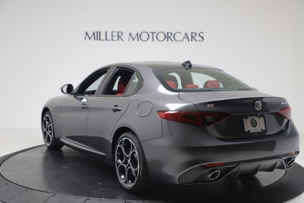 New 2020 Alfa Romeo Giulia Ti Sport Q4 for sale $51,095 at Maserati of Westport in Westport CT 06880 5