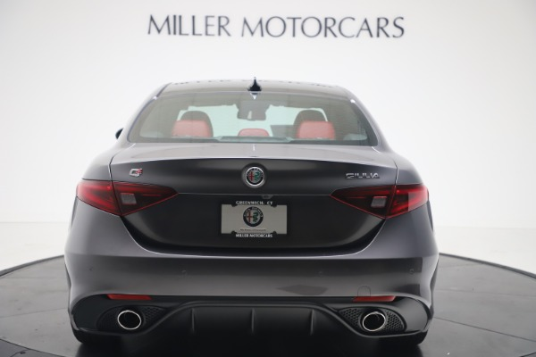 New 2020 Alfa Romeo Giulia Ti Sport Q4 for sale $51,095 at Maserati of Westport in Westport CT 06880 6