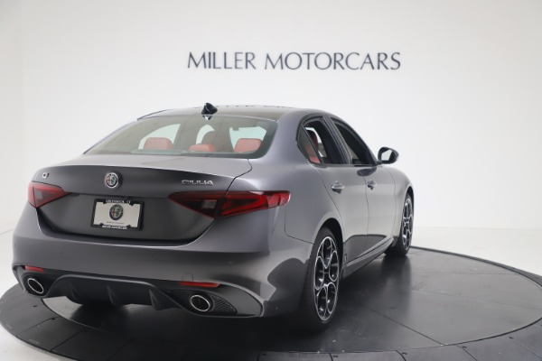 New 2020 Alfa Romeo Giulia Ti Sport Q4 for sale $51,095 at Maserati of Westport in Westport CT 06880 7