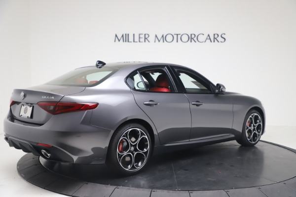 New 2020 Alfa Romeo Giulia Ti Sport Q4 for sale $51,095 at Maserati of Westport in Westport CT 06880 8