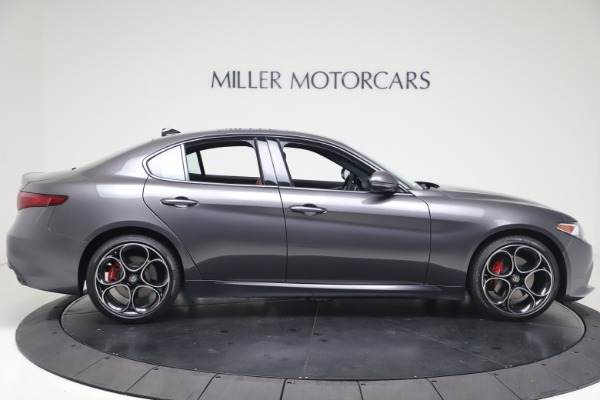 New 2020 Alfa Romeo Giulia Ti Sport Q4 for sale $51,095 at Maserati of Westport in Westport CT 06880 9