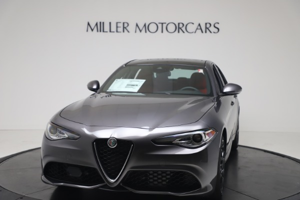 New 2020 Alfa Romeo Giulia Ti Sport Q4 for sale $51,095 at Maserati of Westport in Westport CT 06880 1