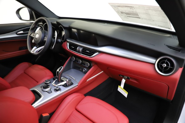 New 2020 Alfa Romeo Stelvio Ti Sport Q4 for sale Sold at Maserati of Westport in Westport CT 06880 26