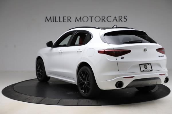 New 2020 Alfa Romeo Stelvio Ti Sport Q4 for sale Sold at Maserati of Westport in Westport CT 06880 5