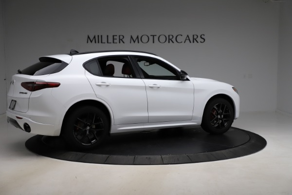 New 2020 Alfa Romeo Stelvio Ti Sport Q4 for sale Sold at Maserati of Westport in Westport CT 06880 8