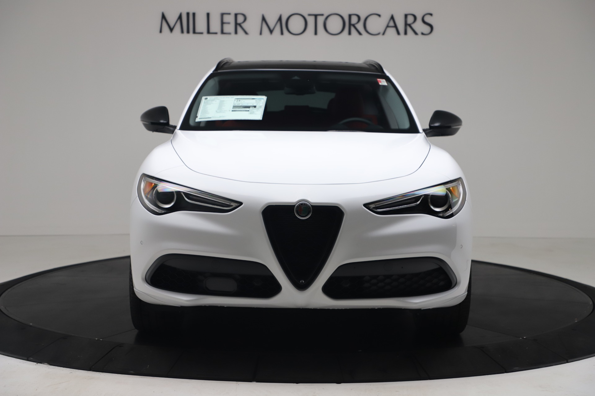 New 2020 Alfa Romeo Stelvio Ti Sport Q4 for sale $54,345 at Maserati of Westport in Westport CT 06880 1