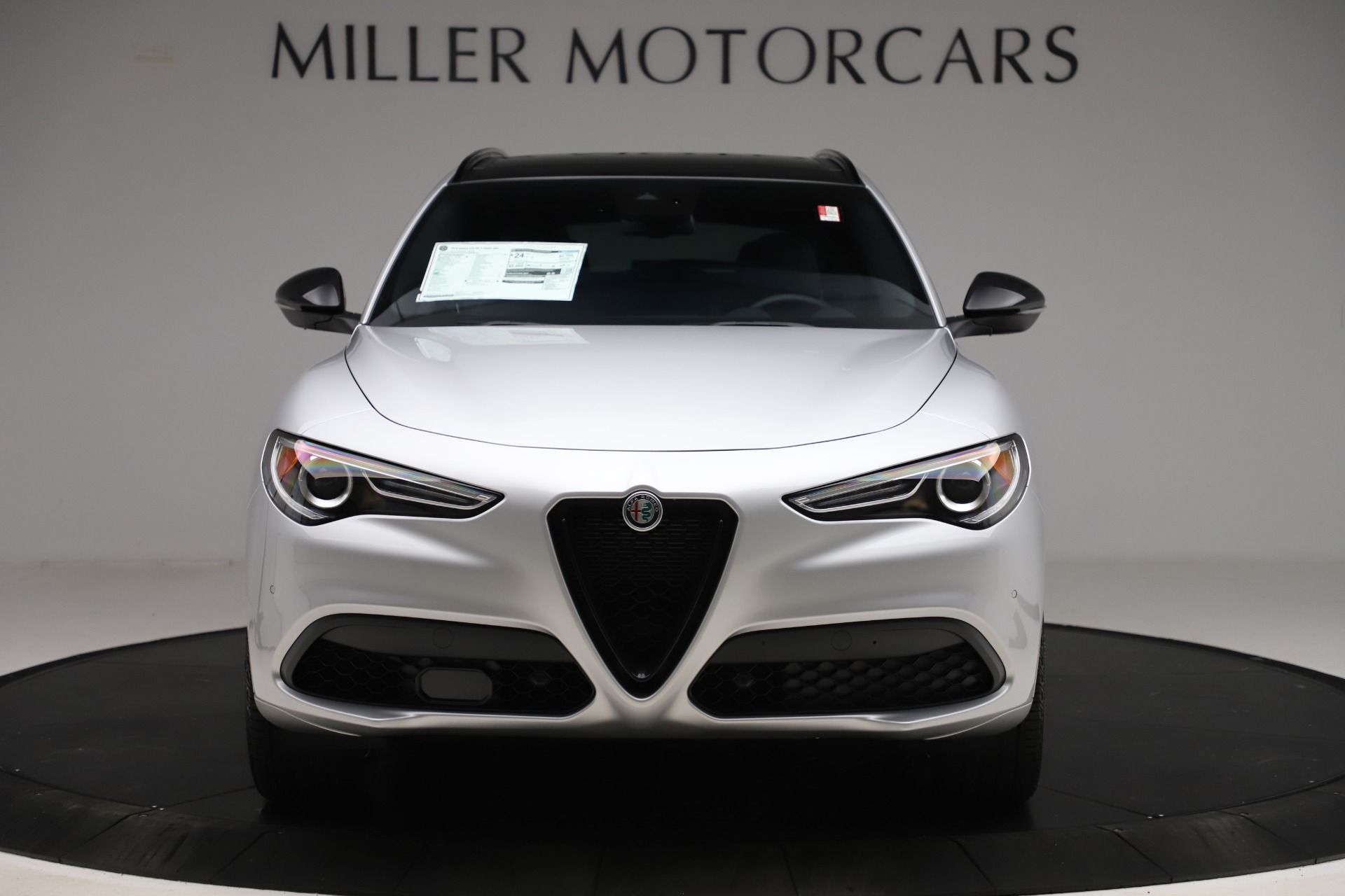 New 2020 Alfa Romeo Stelvio Ti Sport Q4 for sale $54,795 at Maserati of Westport in Westport CT 06880 1