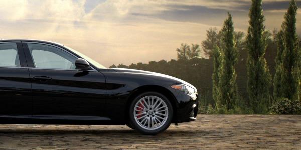New 2020 Alfa Romeo Giulia Ti Lusso Q4 for sale $51,195 at Maserati of Westport in Westport CT 06880 2