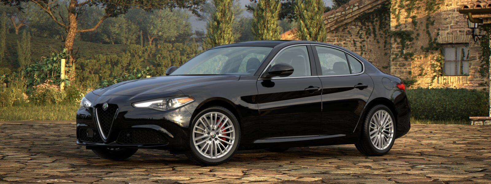 New 2020 Alfa Romeo Giulia Ti Lusso Q4 for sale $51,195 at Maserati of Westport in Westport CT 06880 1