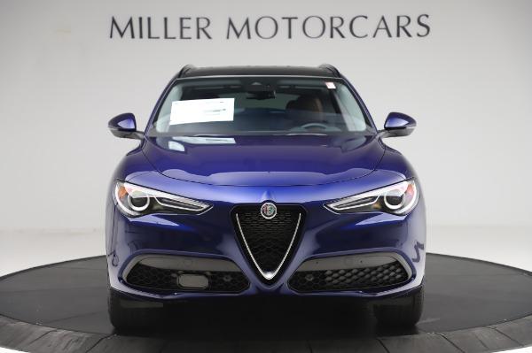 New 2020 Alfa Romeo Stelvio Sport Q4 for sale $50,895 at Maserati of Westport in Westport CT 06880 12