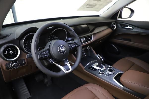 New 2020 Alfa Romeo Stelvio Sport Q4 for sale $50,895 at Maserati of Westport in Westport CT 06880 13