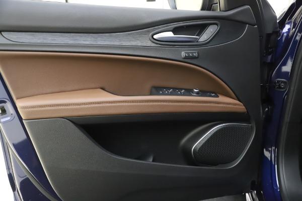 New 2020 Alfa Romeo Stelvio Sport Q4 for sale $50,895 at Maserati of Westport in Westport CT 06880 17