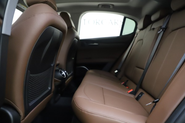 New 2020 Alfa Romeo Stelvio Sport Q4 for sale $50,895 at Maserati of Westport in Westport CT 06880 19