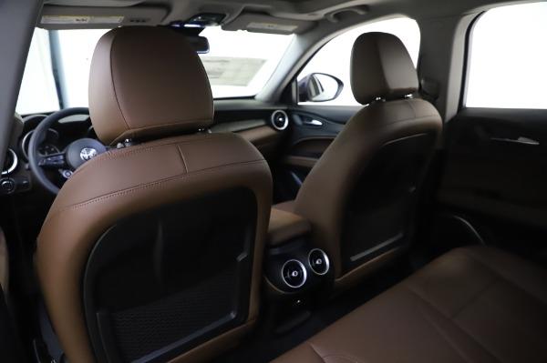 New 2020 Alfa Romeo Stelvio Sport Q4 for sale $50,895 at Maserati of Westport in Westport CT 06880 20