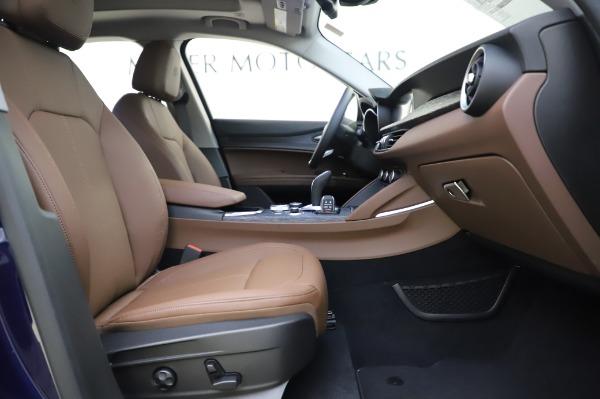 New 2020 Alfa Romeo Stelvio Sport Q4 for sale $50,895 at Maserati of Westport in Westport CT 06880 23