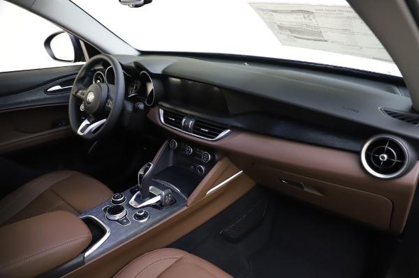 New 2020 Alfa Romeo Stelvio Sport Q4 for sale $50,895 at Maserati of Westport in Westport CT 06880 24
