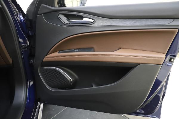 New 2020 Alfa Romeo Stelvio Sport Q4 for sale $50,895 at Maserati of Westport in Westport CT 06880 25