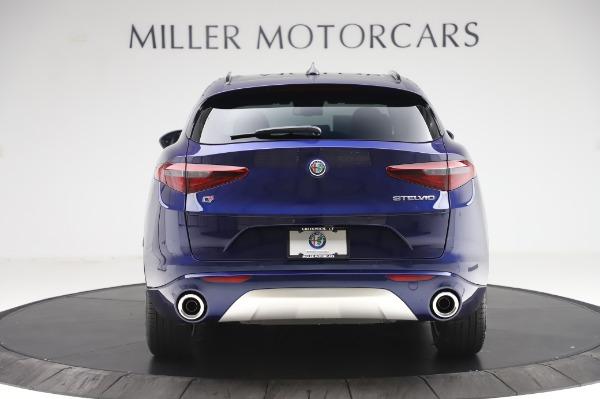 New 2020 Alfa Romeo Stelvio Sport Q4 for sale $50,895 at Maserati of Westport in Westport CT 06880 6