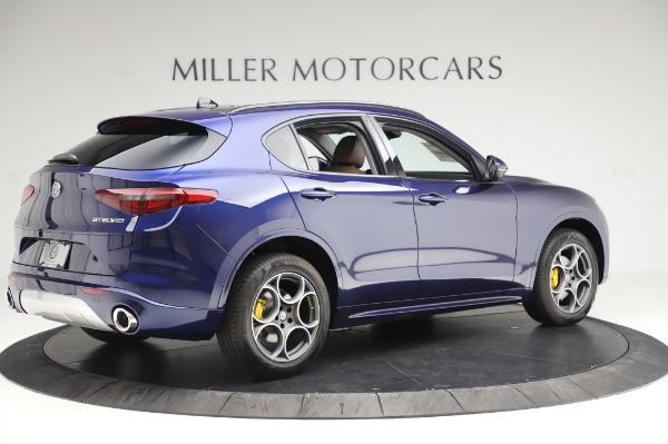New 2020 Alfa Romeo Stelvio Sport Q4 for sale $50,895 at Maserati of Westport in Westport CT 06880 8
