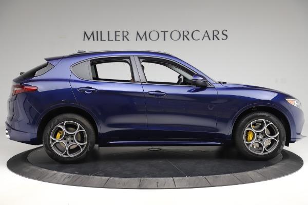 New 2020 Alfa Romeo Stelvio Sport Q4 for sale $50,895 at Maserati of Westport in Westport CT 06880 9