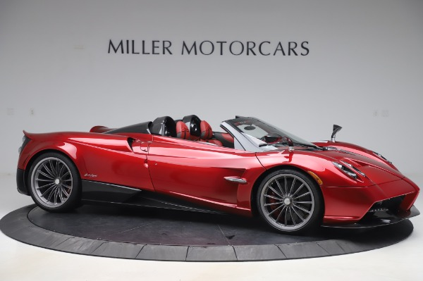 Used 2017 Pagani Huayra Roadster for sale Call for price at Maserati of Westport in Westport CT 06880 10
