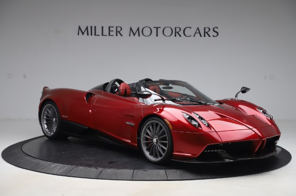 Used 2017 Pagani Huayra Roadster for sale Call for price at Maserati of Westport in Westport CT 06880 11
