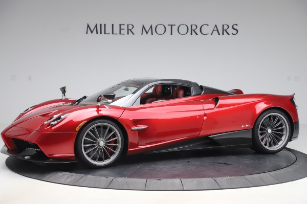 Used 2017 Pagani Huayra Roadster for sale Call for price at Maserati of Westport in Westport CT 06880 13