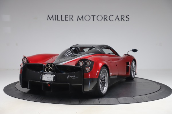 Used 2017 Pagani Huayra Roadster for sale Call for price at Maserati of Westport in Westport CT 06880 15
