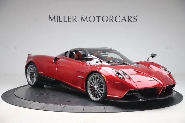 Used 2017 Pagani Huayra Roadster for sale Call for price at Maserati of Westport in Westport CT 06880 17