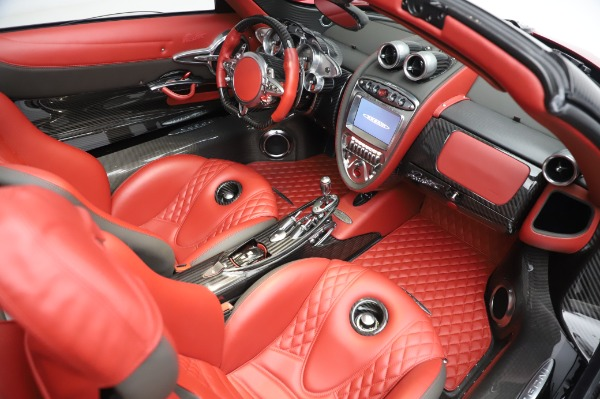 Used 2017 Pagani Huayra Roadster for sale Call for price at Maserati of Westport in Westport CT 06880 25