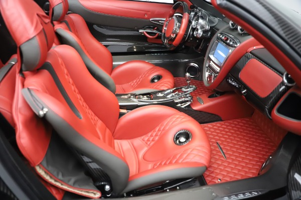 Used 2017 Pagani Huayra Roadster for sale Call for price at Maserati of Westport in Westport CT 06880 26