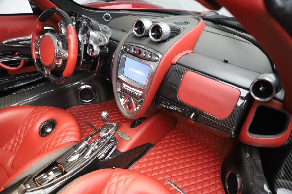 Used 2017 Pagani Huayra Roadster for sale Call for price at Maserati of Westport in Westport CT 06880 27