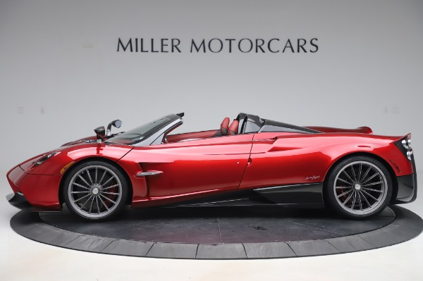 Used 2017 Pagani Huayra Roadster for sale Call for price at Maserati of Westport in Westport CT 06880 3
