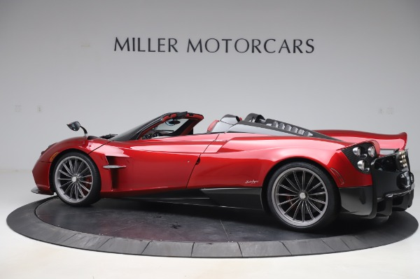 Used 2017 Pagani Huayra Roadster for sale Call for price at Maserati of Westport in Westport CT 06880 4