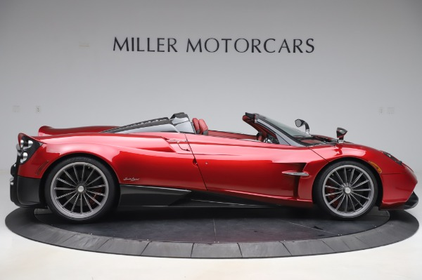 Used 2017 Pagani Huayra Roadster for sale Call for price at Maserati of Westport in Westport CT 06880 9