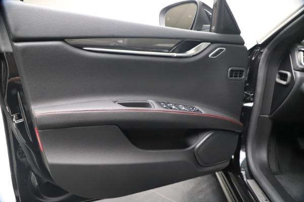 New 2020 Maserati Ghibli S Q4 for sale $87,285 at Maserati of Westport in Westport CT 06880 17