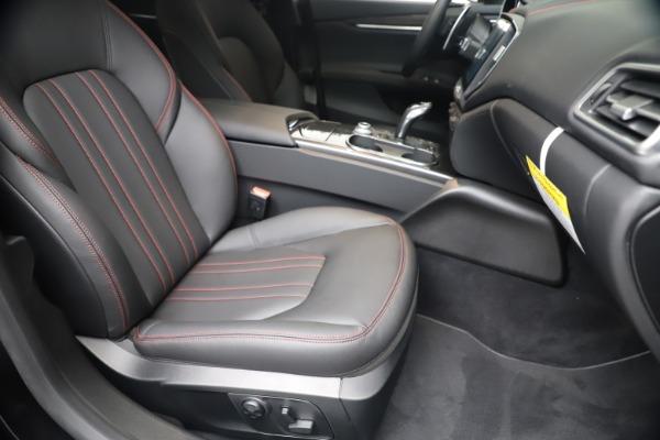 New 2020 Maserati Ghibli S Q4 for sale $87,285 at Maserati of Westport in Westport CT 06880 24