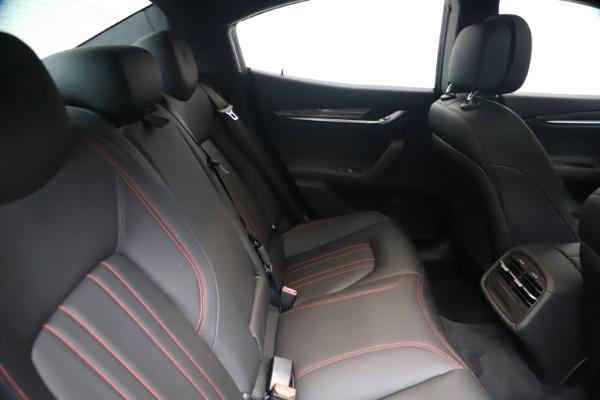 New 2020 Maserati Ghibli S Q4 for sale $87,285 at Maserati of Westport in Westport CT 06880 27